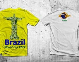 #14 cho Brazilian Themes T-Shirt Design Project bởi mohamedhesham94