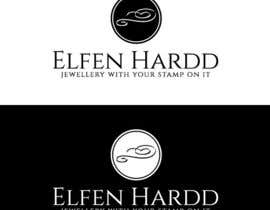 #8 for Elfen Hardd Logo - Can you make yet another jewellery business stand out from the rest? by ScottDuncan1