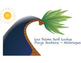 nº 2 pour Alter some Images for our surf lodge logo par lmobley