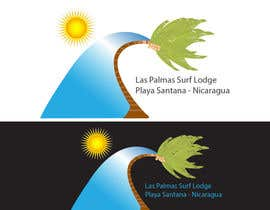 #9 para Alter some Images for our surf lodge logo por arteastik