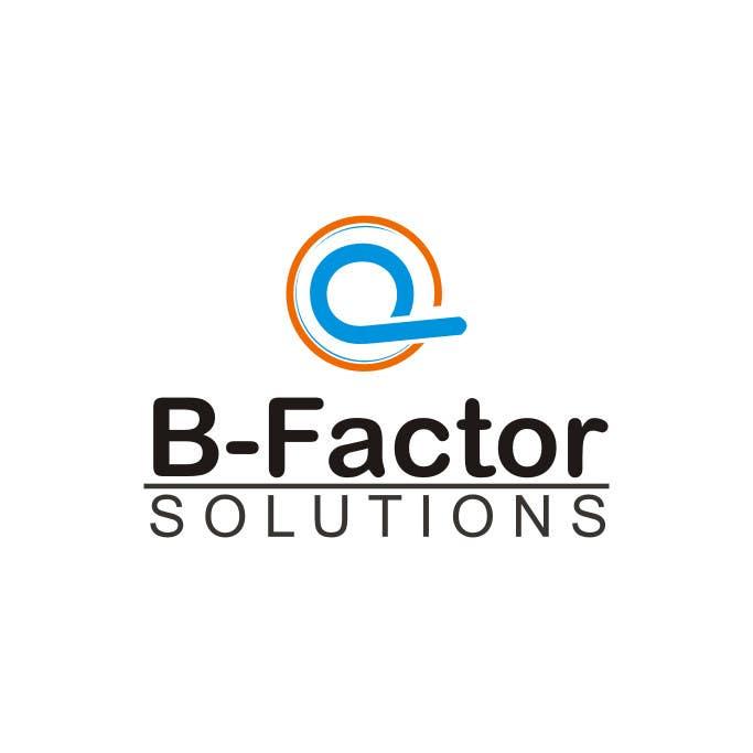 Penyertaan Peraduan #44 untuk Design a Logo for BFactor