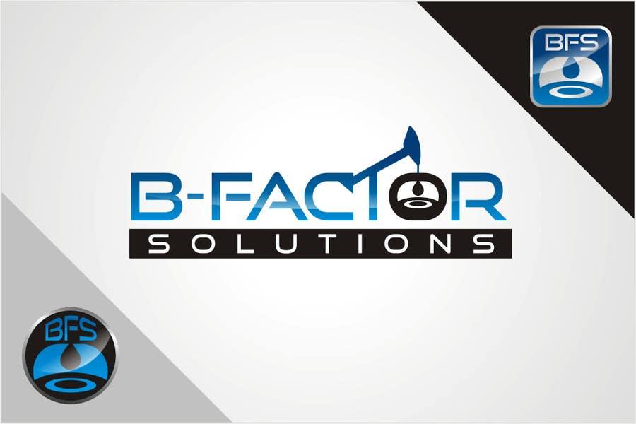 Penyertaan Peraduan #91 untuk Design a Logo for BFactor