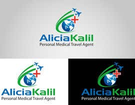 "#33 untuk Design a Name & Logo using ""Alicia Kalil - Your Personal Medical Travel Agent oleh woow7"