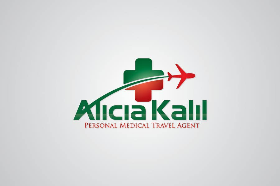"Inscrição nº 39 do Concurso para Design a Name & Logo using ""Alicia Kalil - Your Personal Medical Travel Agent"