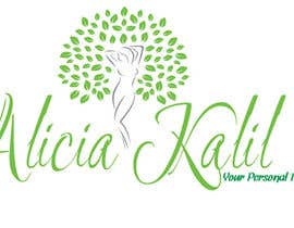 "tasosmylonas tarafından Design a Name & Logo using ""Alicia Kalil - Your Personal Medical Travel Agent için no 21"