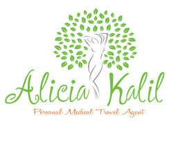 "nº 24 pour Design a Name & Logo using ""Alicia Kalil - Your Personal Medical Travel Agent par tasosmylonas"