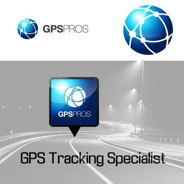 #10 for Logo and corp Identity for a GPS tracking company by QuantumTechart