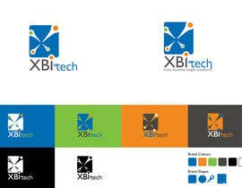 nº 362 pour Design a Logo for XBI Tech par Cozmonator
