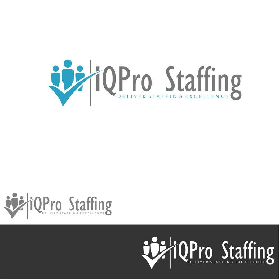 Bài tham dự cuộc thi #                                        5                                      cho                                         Develop a Corporate Identity for IQPro Staffing