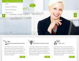 #104 for Website Design for small marketing consulting company af amandachien