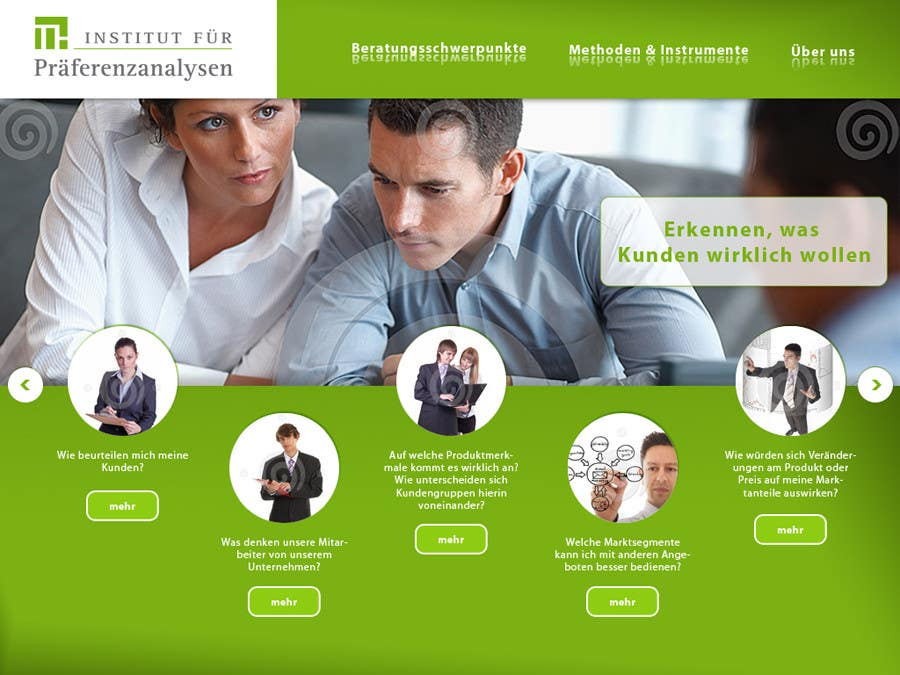 Contest Entry #                                        101                                      for                                         Website Design for small marketing consulting company