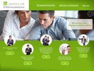 Graphic Design Kilpailutyö #61 kilpailuun Website Design for small marketing consulting company