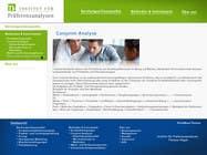 Graphic Design Kilpailutyö #112 kilpailuun Website Design for small marketing consulting company