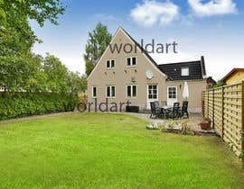 nº 17 pour Change the look of two pictures of a house to look like another house par Worldart