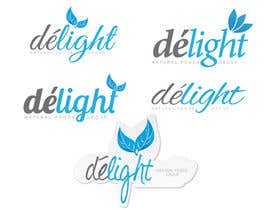 #111 for Design a Logo for Delight Natural Food Group by cg2008