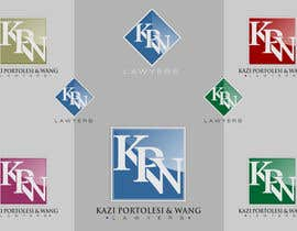 #164 for Design a Logo for Kazi Portolesi & Wang lawyers af dimitarstoykov
