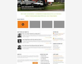 #56 für Design a Website for Underground Directional Boring company von taherfawzai