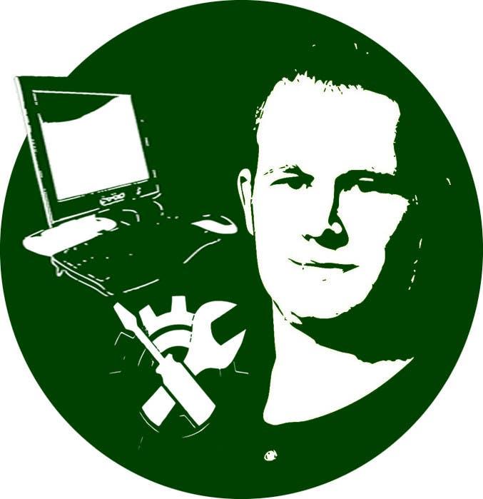 Bài tham dự cuộc thi #                                        29                                      cho                                         Design a single Page Website with Logo for a PC repair service