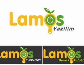 #61 para Design a Logo for Lamos Software por GMalpani