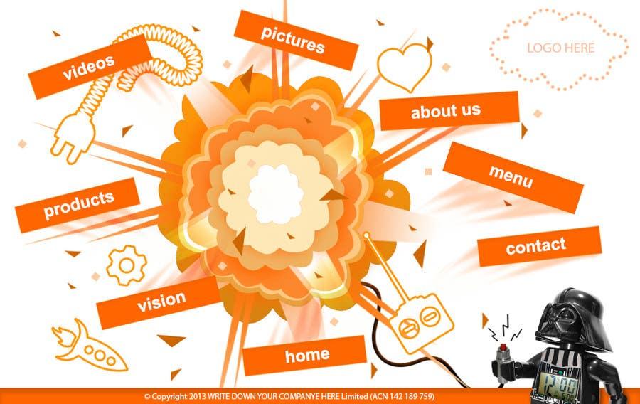 Bài tham dự cuộc thi #17 cho Design an image for a 404 page
