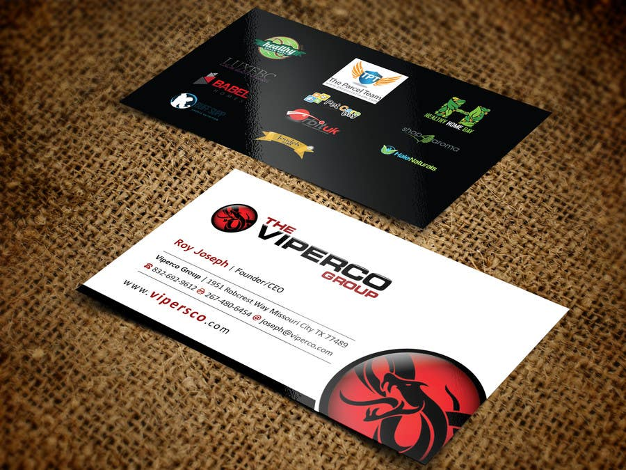 #21 for I need a Business Card and Letterhead by Brandwar