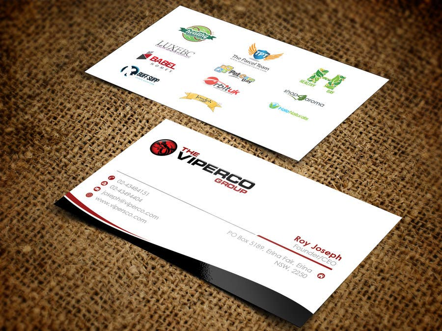 #22 for I need a Business Card and Letterhead by Brandwar