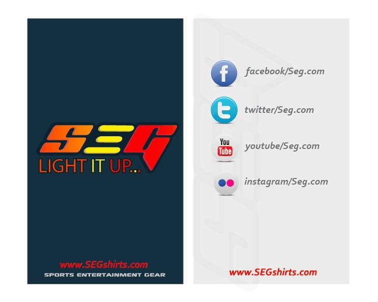 Kilpailutyö #13 kilpailussa Sports Company Promo Cards