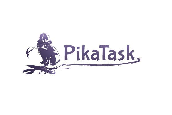 #27 for Design a Logo for PikaTask by Ichneumon
