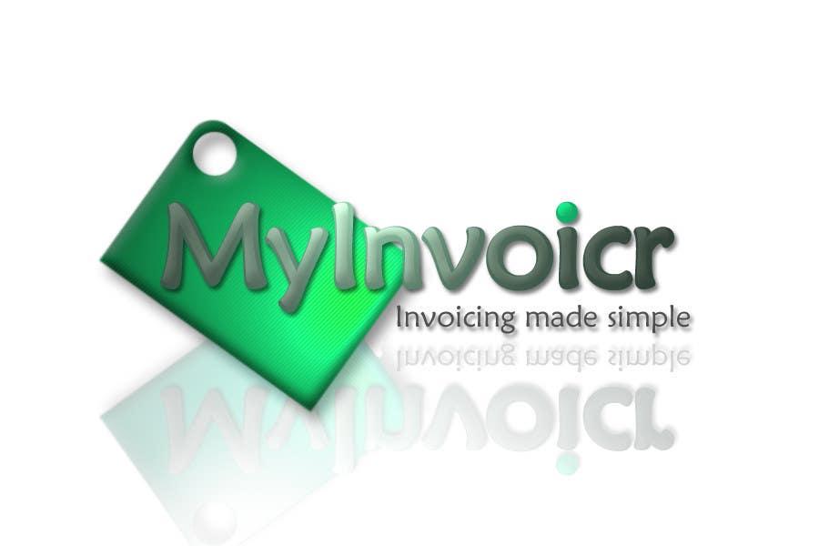 Contest Entry #84 for Logo Design for myInvoicr