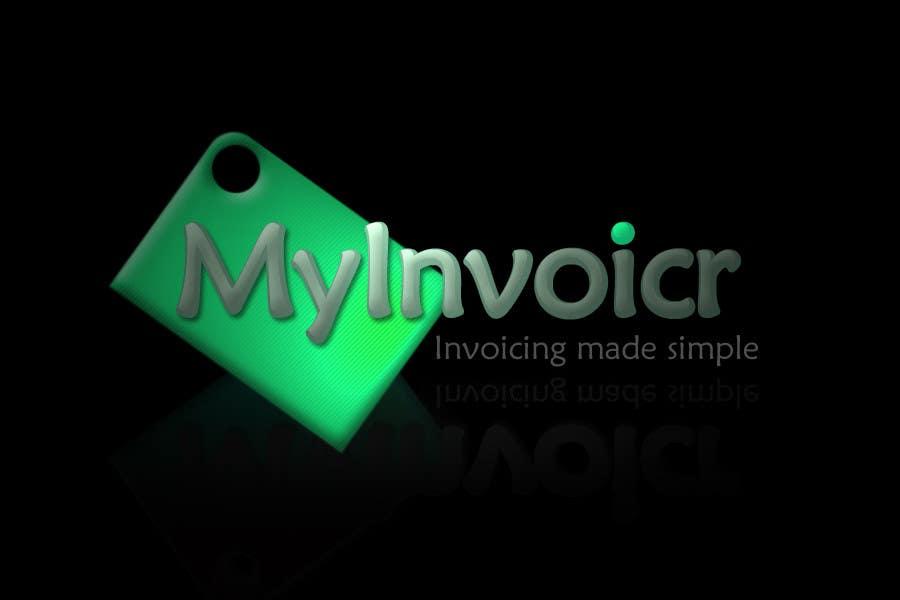 Contest Entry #85 for Logo Design for myInvoicr