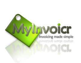 #92 for Logo Design for myInvoicr af DavidPinchen