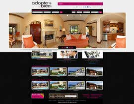 #8 para Design a Website Mockup for a real estate website por designBox16