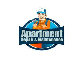nº 5 pour Design a Logo for Apartment Maintenance Comapny par basemamer
