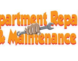#1 para Design a Logo for Apartment Maintenance Comapny por quantumsoftapp