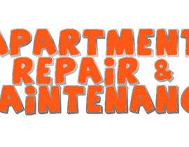 #3 para Design a Logo for Apartment Maintenance Comapny por Team6Labs