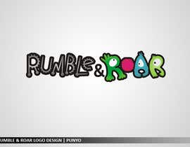 nº 11 pour Design a Logo for Rumble and Roar par punyo