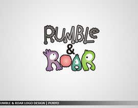 #12 para Design a Logo for Rumble and Roar por punyo