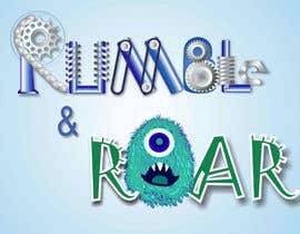 nº 4 pour Design a Logo for Rumble and Roar par mgliviu