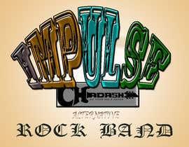 nº 58 pour Design a logo for a rock band / Concevez un logo pour un groupe de rock par islam97