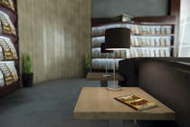 Graphic Design Contest Entry #25 for CGI Interior Design First Class Airline Lounge