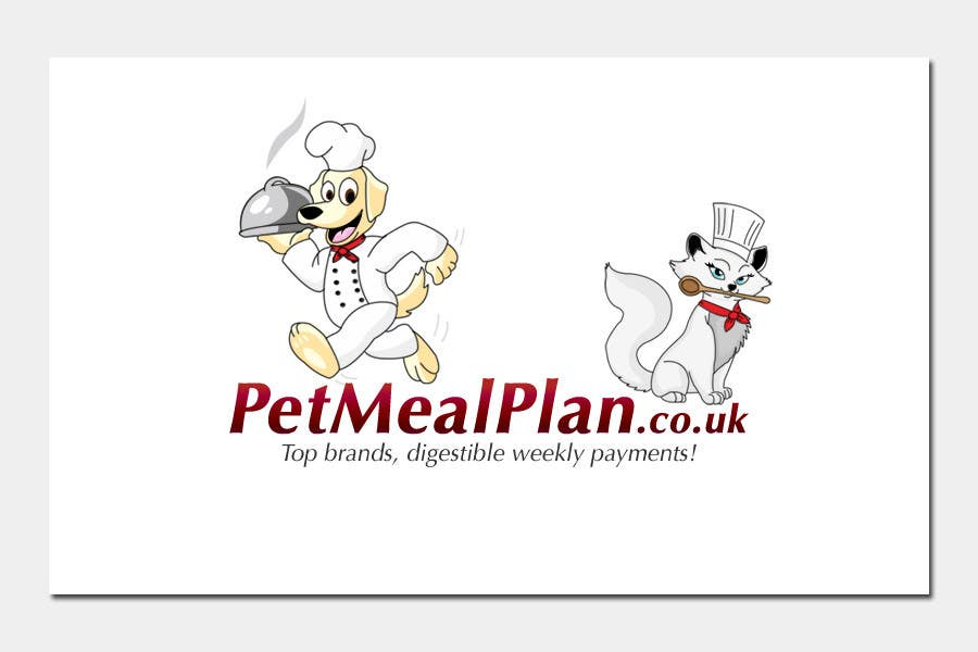 Proposition n°                                        36                                      du concours                                         Logo Design for PetMealPlan.co.uk