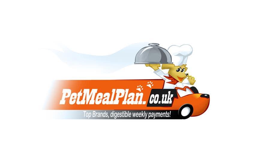Proposition n°                                        42                                      du concours                                         Logo Design for PetMealPlan.co.uk