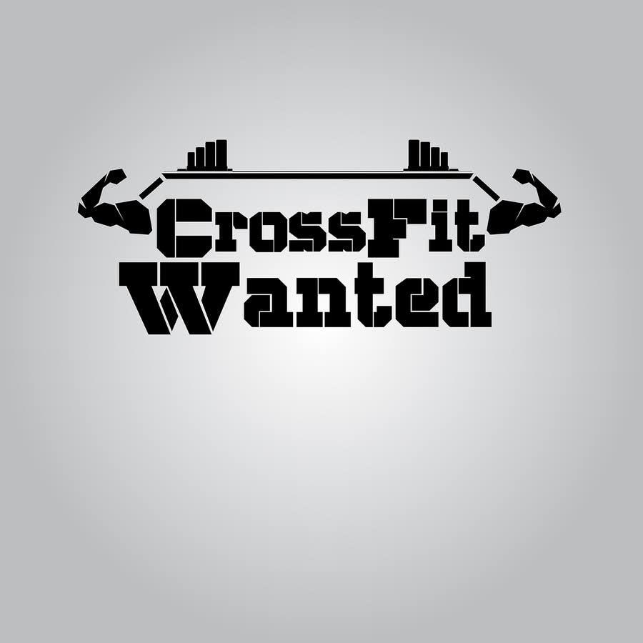 Bài tham dự cuộc thi #                                        118                                      cho                                         Design a Logo for CrossFit Wanted