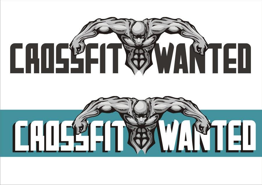 Bài tham dự cuộc thi #                                        12                                      cho                                         Design a Logo for CrossFit Wanted