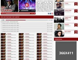 Nro 77 kilpailuun Design a Website Mockup käyttäjältä bellalbellal25