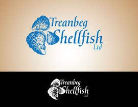 #62 para Logo Design for Treanbeg Shellfish Ltd por eedzine