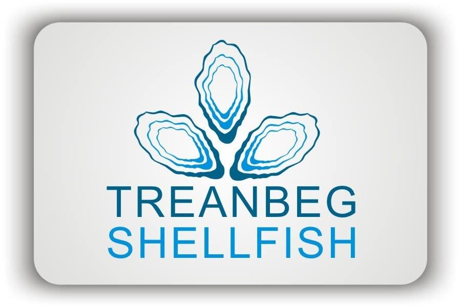 Inscrição nº 84 do Concurso para Logo Design for Treanbeg Shellfish Ltd