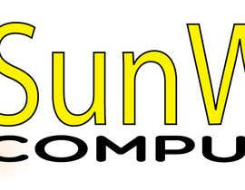 #14 para Design a Logo for SunWeb Computing por Balazoobaz