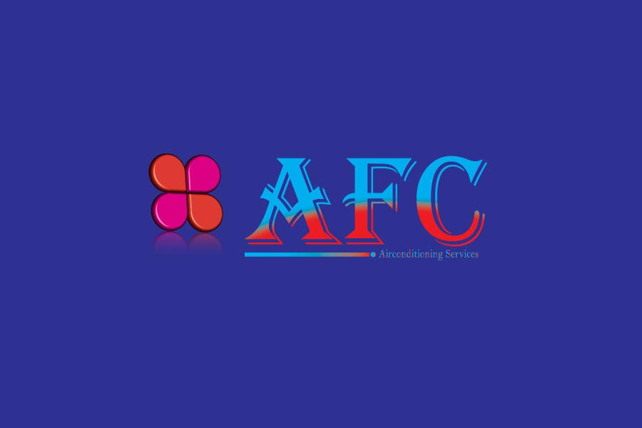 Konkurrenceindlæg #120 for Design a Logo for AFC Airconditioning Services