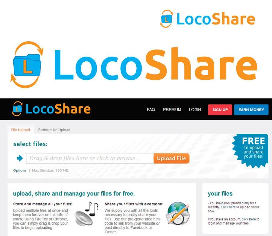 Bài tham dự cuộc thi #                                        24                                      cho                                         Design a Logo for a file sharing website